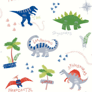 Arthouse Tapeta na zeď - Arthouse Dino Doodles Dino Doodles Multi