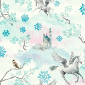 Arthouse Tapeta na zeď - Arthouse Fairytale Fairytale Ice Blue