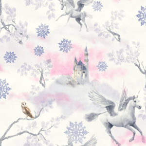 Arthouse Tapeta na zeď - Arthouse Fairytale Fairytale Lilac