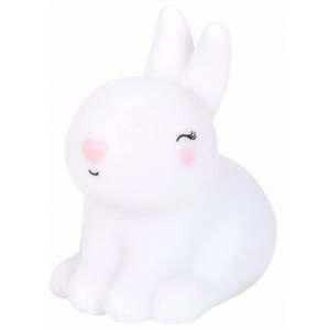 A LITTLE LOVELY COMPANY LED lampička Sweet Bunny