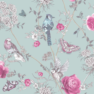 Arthouse Tapeta na zeď - Arthouse Paradise Garden Paradise Garden Mint Green