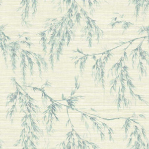 Arthouse Tapeta na zeď - Arthouse Willow Tree Willow Tree Cream/Teal