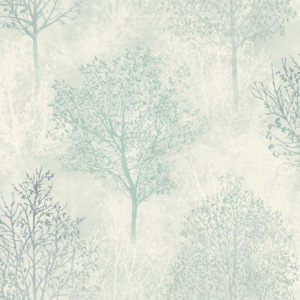 Tapeta na zeď - Arthouse Silva Woods Silva Woods Cream/Teal