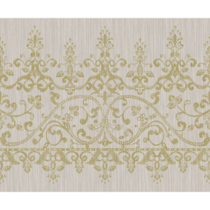 Tapeta na zeď - Arthouse Frieze Kyasha Frieze Kyasha Gold (Foil)
