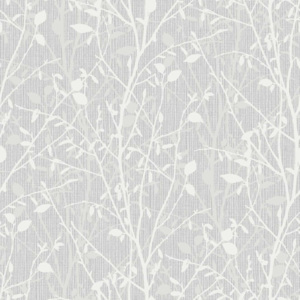 Vinylová tapeta Arthouse Bosco SIlver 0,53x10,05 m
