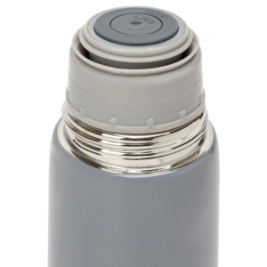 Lässig termoska Flask grey