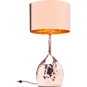 Stolní lampa Rumble Copper 59cm