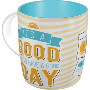 Nostalgic Art Hrnek - It's a Good Day to Have a Good Day 330 ml