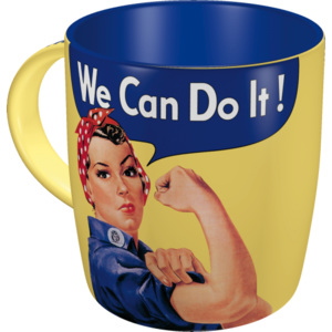 Nostalgic Art Hrnek - We Can Do It! 330 ml