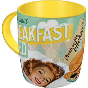 Nostalgic Art Hrnek - Breakfast in Bed 330 ml