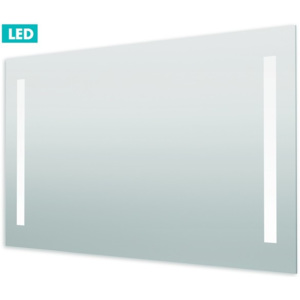 Naturel Iluxit 120 x 70 cm IP44 ZIL12070LEDS