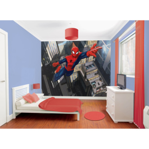 Walltastic Ultimate Spiderman - fototapeta na zeď 305x244 cm