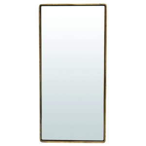 Zrcadlo Reflection Antique brass