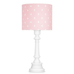 Stolní lampa - Lovely Dots Pink 1433