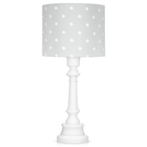 Stolní lampa - Lovely Dots Grey 1435