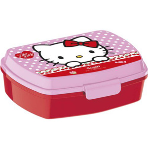 VETRO-PLUS Box svačinový Hello Kitty