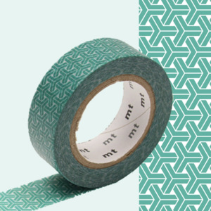Washi páska MT Masking Tape Nativite, návin 10 m