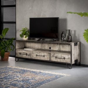 TV stolek Vanden III Solid mango clay antique