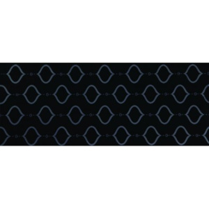 DOLCE DECOR MADALYON black - Obklad 20x50 cm