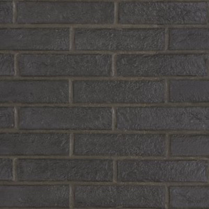 Ceramica Rondine Brick New York Black 6 x 25 cm J85676