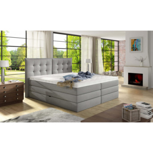Wersal Postel Boxspring Fendy (140)