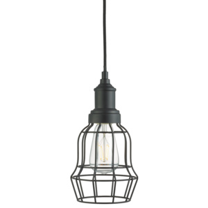 Searchlight BELL CAGE 6847BK