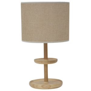 MauFe Stolní lampa WITH STORAGE -C- IN LEGNO