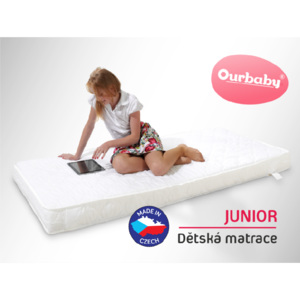 Matrace JUNIOR - 160x80cm Varianta: None