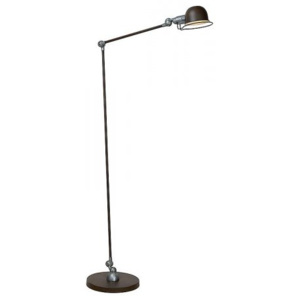 LUCIDE HONORE Floor Lamp E14 H130cm Rust Brown, stojací lampa