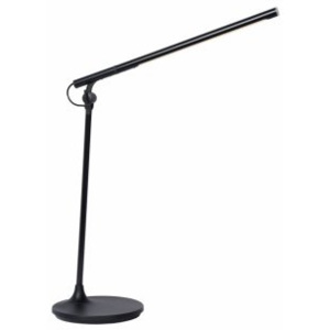 LUCIDE ELMO Desk lamp LED 4W 3000K Black, stolní lampa
