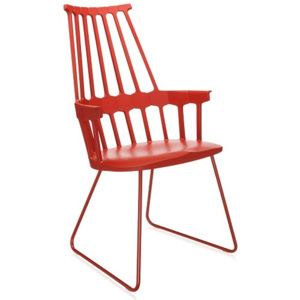 KARTELL židle Comback Chair Sledge