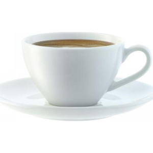Dine espresso hrnek s podšálkem 0,1L , set 4ks, P019-04-997 LSA International