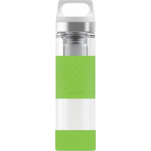 8555.80 SIGG HOT&COLD GLASS WMB GREEN termoska 0,4 l