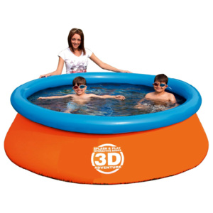 Bazén Bestway Splash & Play 3D 213x66 cm 57244