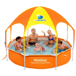 Bazén Bestway Splash-In-Shade 244x51 cm 56432