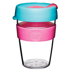 Keep Cup Keepcup Clear Edition 2018, Radiant M (340 ml)