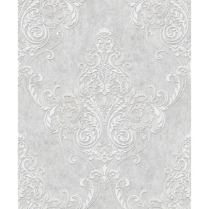 Vinylová tapeta Arthouse Valdina Grey 0,53x10,05 m