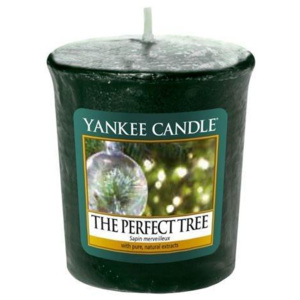 Votivní svíčka Yankee Candle - The Perfect Tree