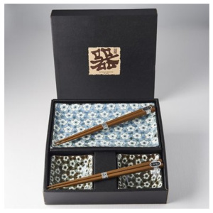 Sushi set Navy & White UME Design