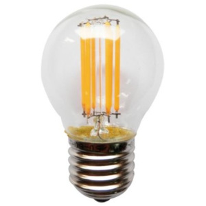 ACA DECOR Retro LED žárovka P45 4000K