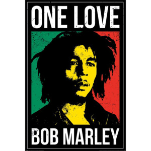 Plakát - Bob Marley (One Love)