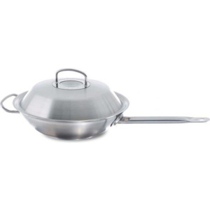 Nerezový wok 30cm original profi collection - Fissler