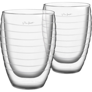 SET 2KS JUICE 370ML VASO LAMART LT9013