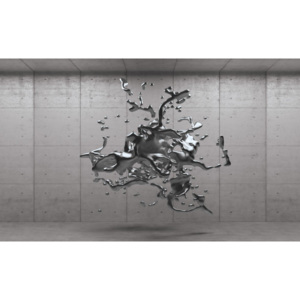 Fototapeta: Abstrakce splash (3) - 104x152,5 cm