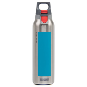 Termoska hot & cold one, brushed, 0,5 l SIGG (barva-modrá)