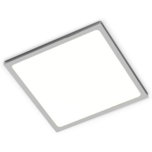 SLENDER SLIM SQ 17 zápustná matný nikl 230V LED 24W 3000K - RED - DESIGN RENDL
