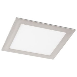 SLENDER SQ 22 zápustná matný nikl 230V LED 18W 3000K - RED - DESIGN RENDL
