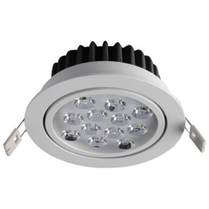 Italux PITCH TS04136A 12W 1200LM 3000K S.WH