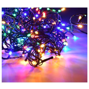 Venkovní girlanda 96 LED na baterie multicolor DecoLight SR-AX8415420 8719202261905