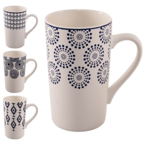 Orion Sada porcelánových hrnků Dream 550 ml, 4 ks